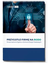 ae604a798ca888 okladka ebooka o RODO. Comarch e-Sprawozdania · Przygotuj firmę ...